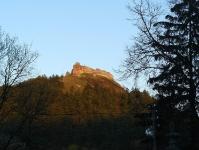 Замковая гора Бона в Кременце