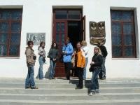 Экскурсия по территории Дубненского замка