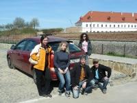 1й экипаж - организаторы и участники